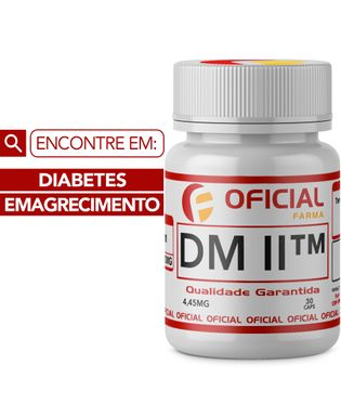 Dm-Ii™-445Mg-30-Capsulas